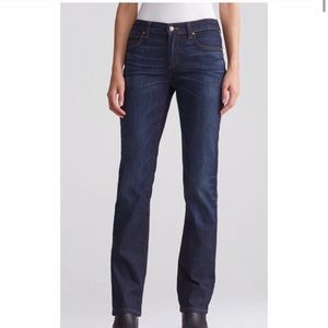 Eileen Fisher Organic Cotton Straight Jeans 16W